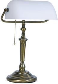 Steinhauer Lampa stolowa Ancilla 1 braz z bialym