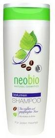 Neobio Szampon do włosów z kofeiną i wyciągiem z brzozy EKO 250 ml