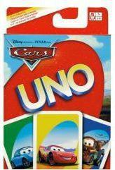 Mattel Uno Cars 7340