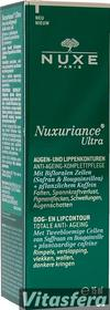 Nuxe Nuxuriance Ultra krem do pielęgnacji okolic oczu i ust, 15ml
