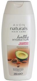Avon Naturals Hair Care szampon regenerujący do włosów suchych i zniszczonych Al