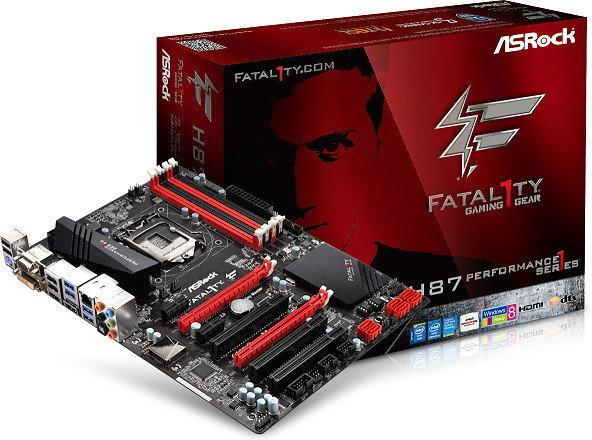 ASRock Fatal1ty H87 Performance