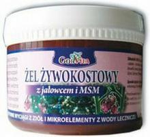 Gorvita Żel żywokostowy z jałowcem i MSM 200 ml