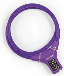 Kross zapięcie kodowe KZS 450 fioletowe