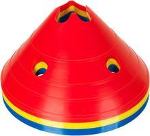 Pros Pro Pachołki treningowe Pachołki treningowe Marker Cones Set - 12 szt.
