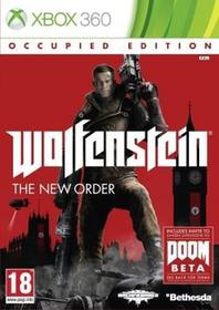 Wolfenstein The New Order Occupied Edition Xbox 360