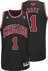 adidas Koszulka Chicago Bulls Derrick Rose NBA Swingman Away L71688