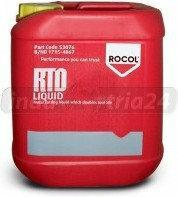 Olej do gwintowania i wiercenia RTD Fluid 5kg litrów ROCOL