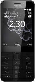 Nokia 230 Dual Sim Czarny