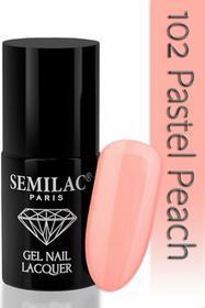 Semilac Lakier hybrydowy 102 Pastel Peach