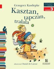 Grzegorz Kasdepke Kasztan, tapczan tralalla