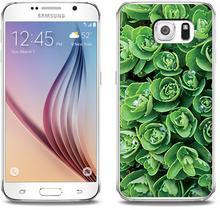 Etuo.pl Foto Case - Samsung Galaxy S6 - etui na telefon Foto Case - sukulent ETSM172FOTOFT087000