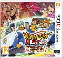 Inazuma Eleven Go: Wildfire 3DS