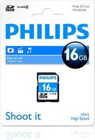 Philips SDHC 16GB Class 10