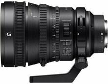 Sony 28-135mm f/4 FE PZ G OSS