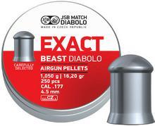 Śrut JSB Diabolo Exact Beast 4.52mm 250szt (546279-250) 2010000043097