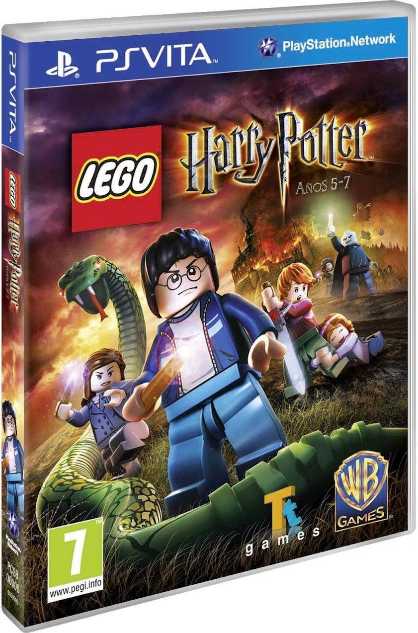 Lego Harry Potter 5-7 PS Vita