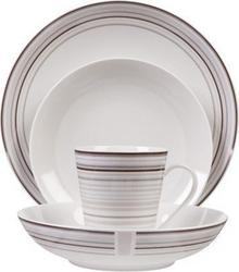 THK Porcelanowy Serwis obiadowy So Chilly 16 elem.