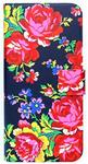 Accessorize Navy Rose diary case (iPhone 6)