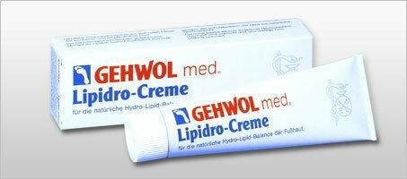 Gehwol Lipidro Krem- Nawilżający krem do stóp 20ml