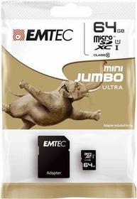Emtec MicroSDXC Class 10 64GB