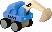 Plan Toys Mała koparka