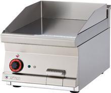 RM Gastro Płyta grillowa elektryczna gładka chromowana FTLT - 64 ETS