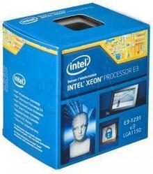 Intel PROCESOR XEON E3-1231V3 BOX BX80646E31231V3 934914