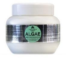 Kallos Algae Hair Mask - maseczka do włosów z algami 275ml