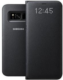 Samsung LED View Cover do Galaxy S8 czarny EF-NG950PBEGWW