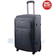 Kemer Mała kabinowa walizka PAROS Szara - szary