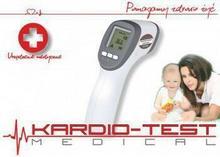 HI-TECH MEDICAL Termometr bezdotykowy na podczerwień  KT-F03B