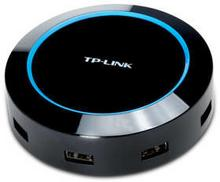 TP-LINK Wejście USB UP540 5 port nabíjení 40W) UP540) Czarny