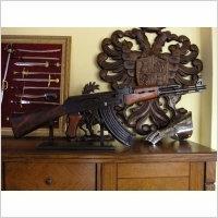 Denix WYJĄTKOWY AK-47 KARABIN KAŁASZNIKOW