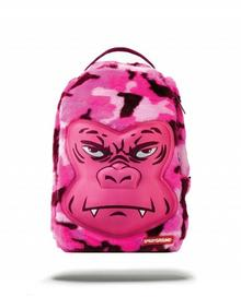 SPRAYGROUND Lil Mini Pink Gorill 000