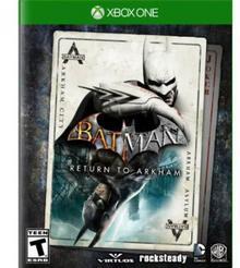 Premiera Batman: Return to Arkham PL XONE