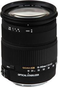 Sigma 18-200mm f/3.5-6.3 OS DC Nikon