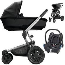 Quinny BUZZ XTRA 4 3w1 ROCKING BLACK
