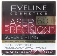 Eveline Laser Precision 60+ Kremkoncentrat modelujący owal twarzy twarzy na d
