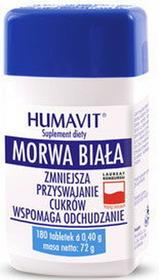 Humavit Morwa Biała, 180 tabl.