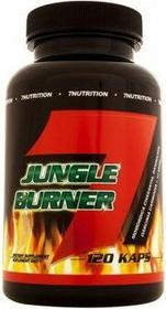7 Nutrition Jungle Burner - 120 kaps