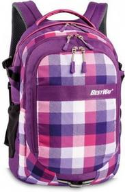 Plecak fioletowy niemieckiej marki BestWay 401771900