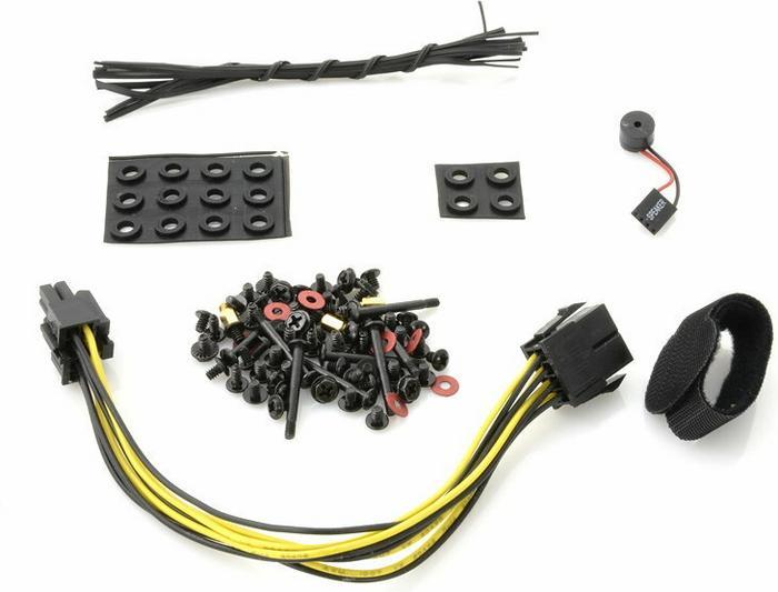 SilentiumPC Gladius X80 Pure Black
