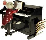 Świat Pozytywek Magiczna Mysz Maestro przy pianinie 14681