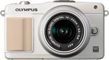 Olympus PEN E-PM2 body 3D biały