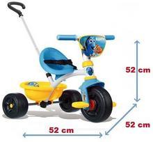 Smoby Trójkołowy rowerek Be Move Gdzie jest Dory?