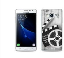Etuo.pl Foto Case - Samsung Galaxy J3 (2017) - etui na telefon Foto Case - taśma filmowa ETSM456FOTOFT098000