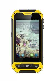 Kruger&Matz Drive 4 Mini LTE Żółto-czarny