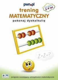 PWN Trening matematyczny - pokonaj dyskalkulię