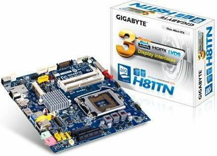 Gigabyte GA-H81TN